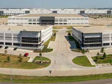 Gateway Logistics Center is on U.S. Highway 183 at the south end of DFW Airport.