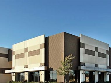 Gulf Relay is leasing the Crossroads Trade Center 1 building in DeSoto.