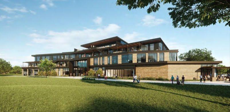 PGA of America's new headquarters will open next year.