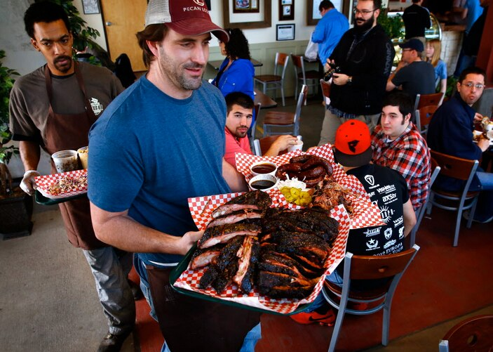 Texas Monthly's annual barbecue fest is one of the few places where you can try the state's most famous barbecue all in one place. Seriously, they're saving you a lot of gas.