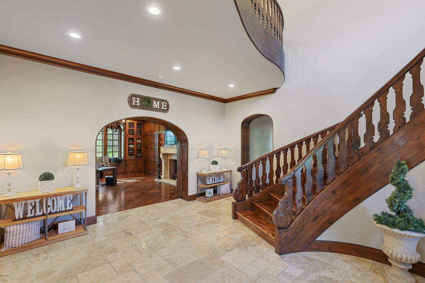 Take a look at the home at 2105 Bayshore Drive in Flower Mound.
