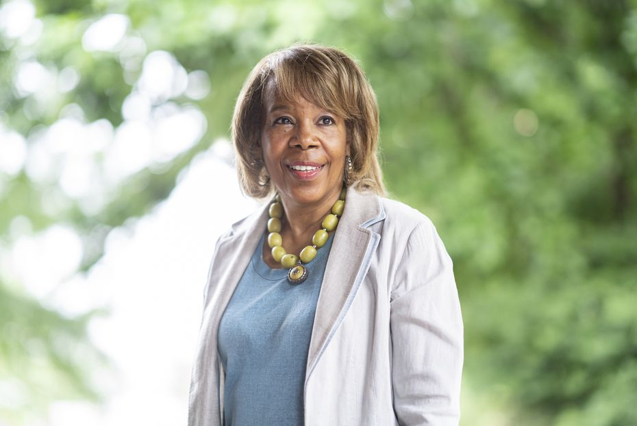 Linda Todd has been on the board of Dallas Black Dance Theatre for 25 years and was honorary chair for this year's Big Dance fundraiser on June 5.