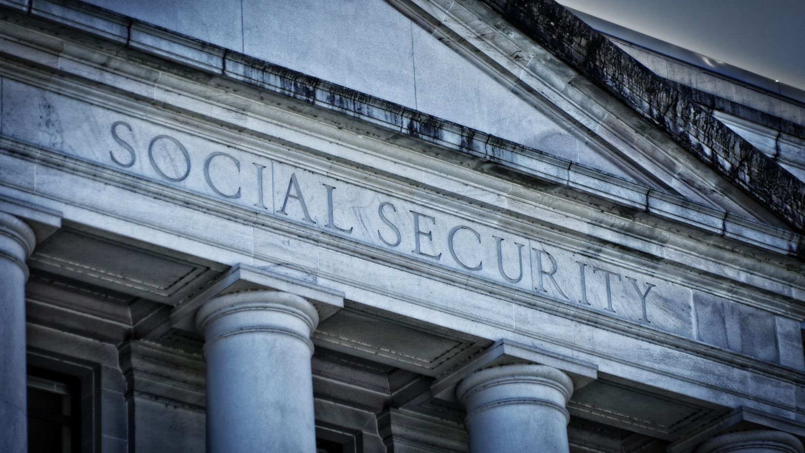 The Social Security Administration has 62,000 employees and 1,300 field offices and a national 800 number and an excellent website.
