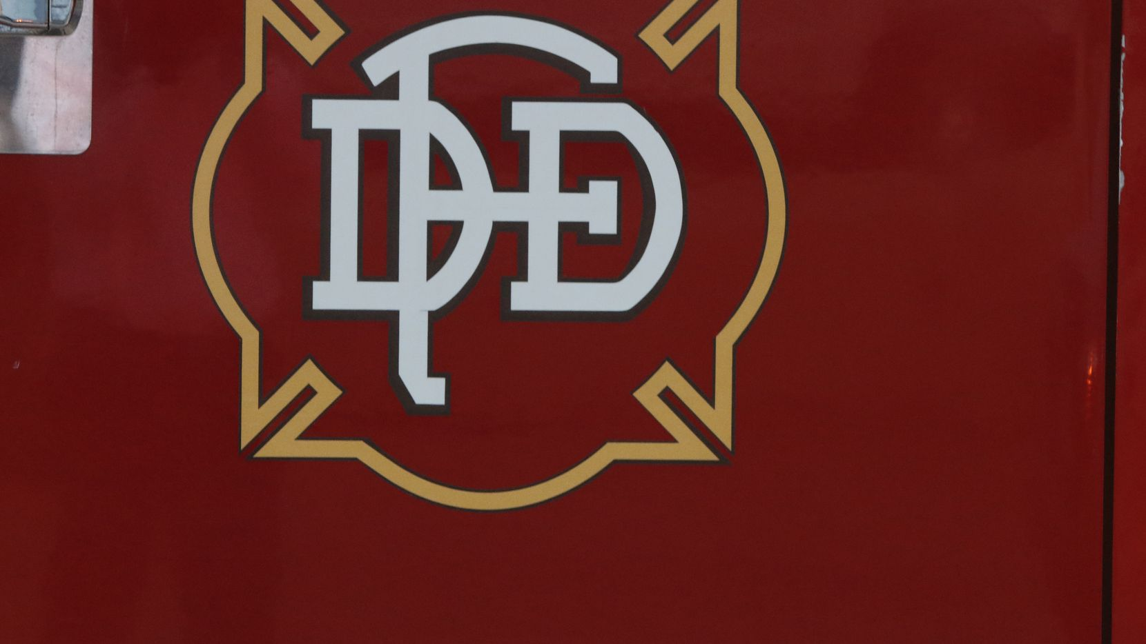 A Dallas Fire-Rescue vehicle is seen in this file photo.