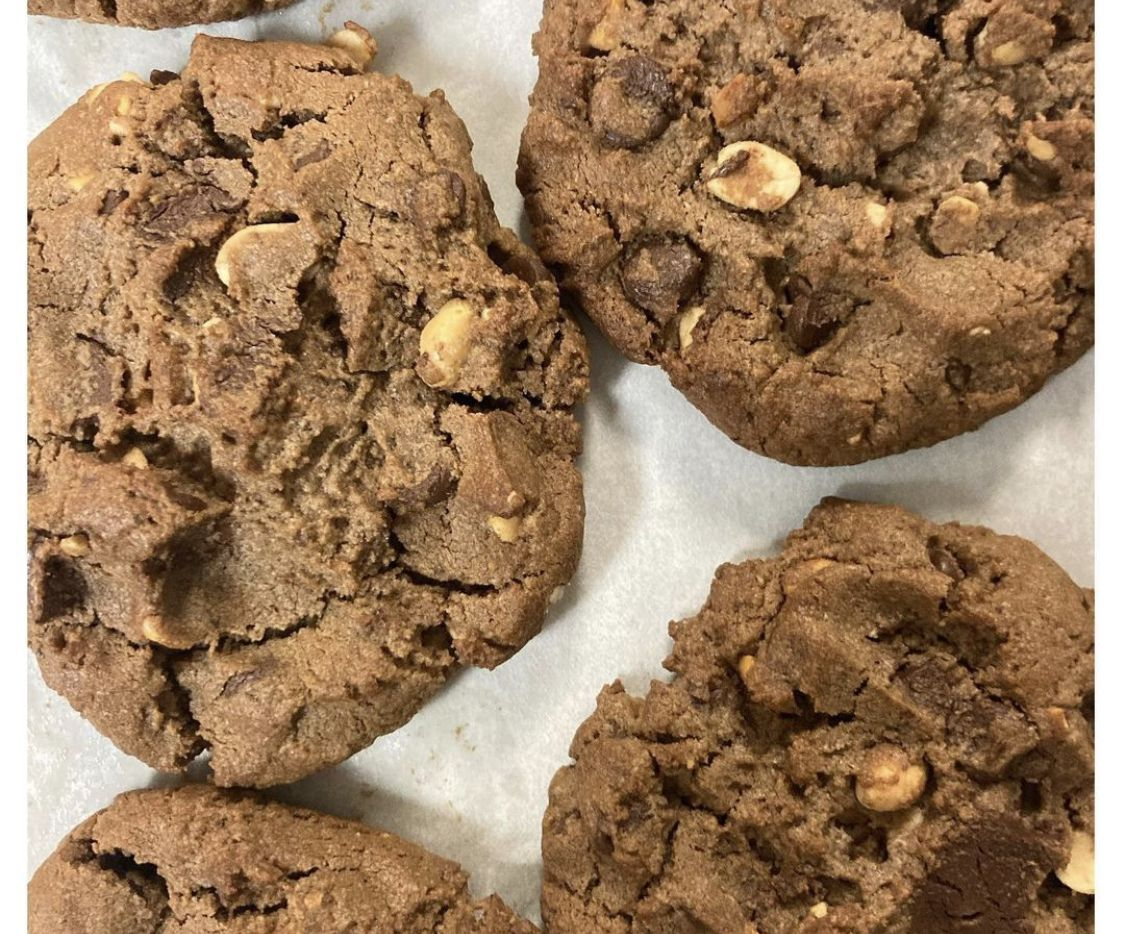 Jill Marks' gluten-free cookies are sold at Joanna and Chip Gaines' The Magnolia Table and Silos in Waco.
