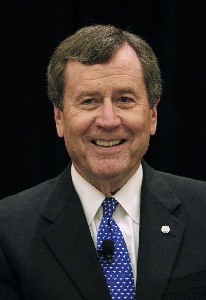 Dr. R. Gerald Turner is president of SMU.