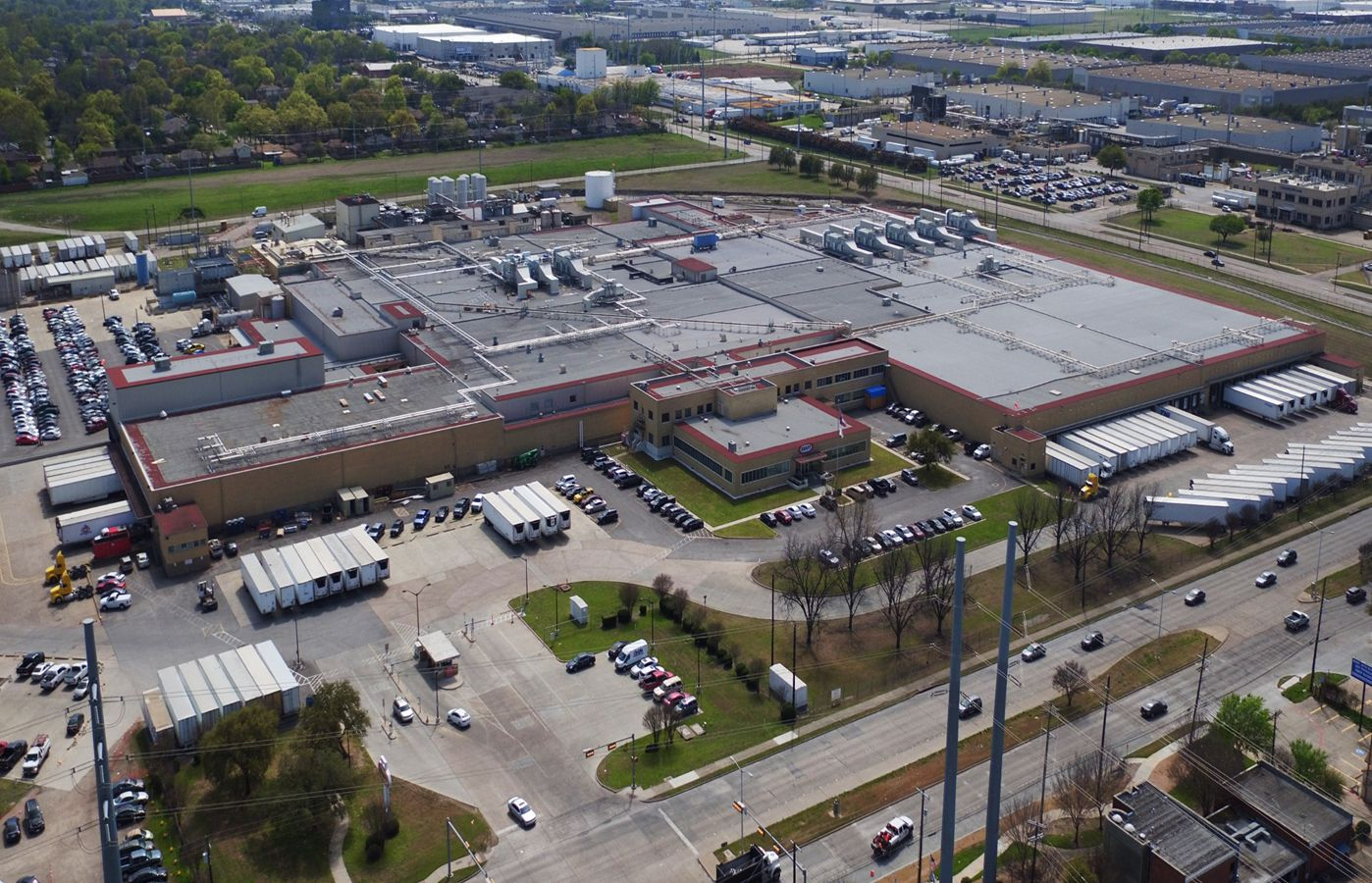 Garland's Kraft Heinz plant is the top employer in the city.