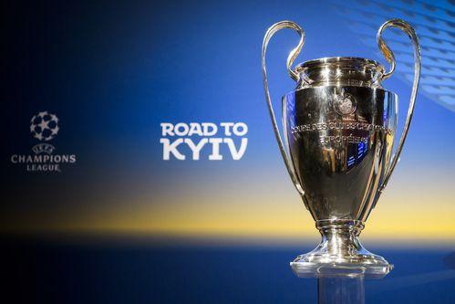 Real Madrid vs. Bayern Munich, y Roma vs. Liverpool protagonizarán las semifinales de la Champions League. Foto AP
