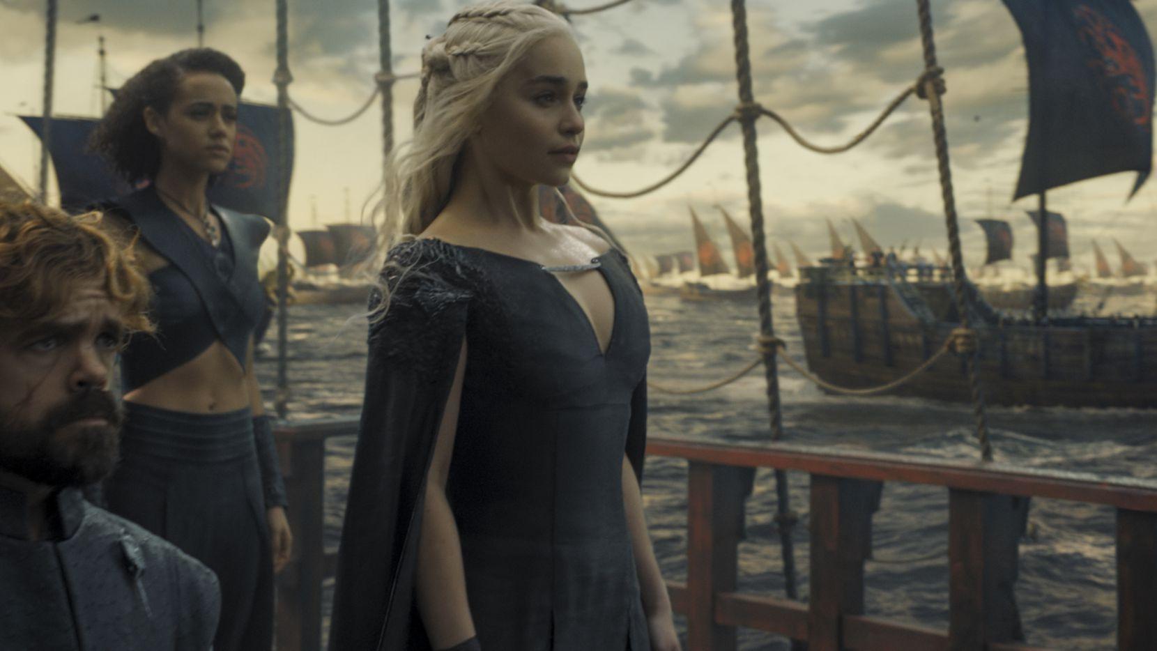 """""""Game of Thrones"""" cerró el domingo su sexta temporada. /HBO MEDIA RELATIONS"""