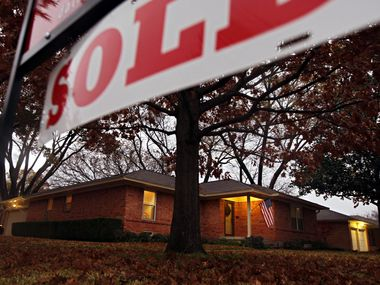 April had the biggest annual decline in home sales in nine years.
