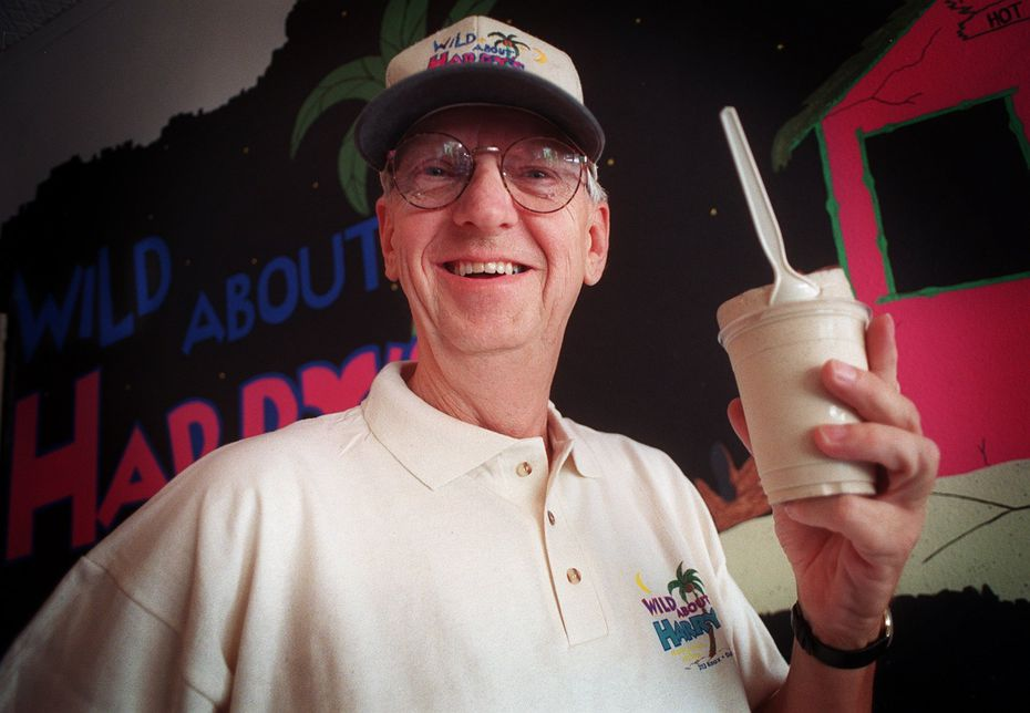 Harry Mead Coley Jr. opened Wild About Harry's on Knox Street in Dallas in 1996. Pictured in 2003, Coley died in 2014 and his family will continue operating the shop in his honor until July 4, 2021, when it closes after 25 years in business.