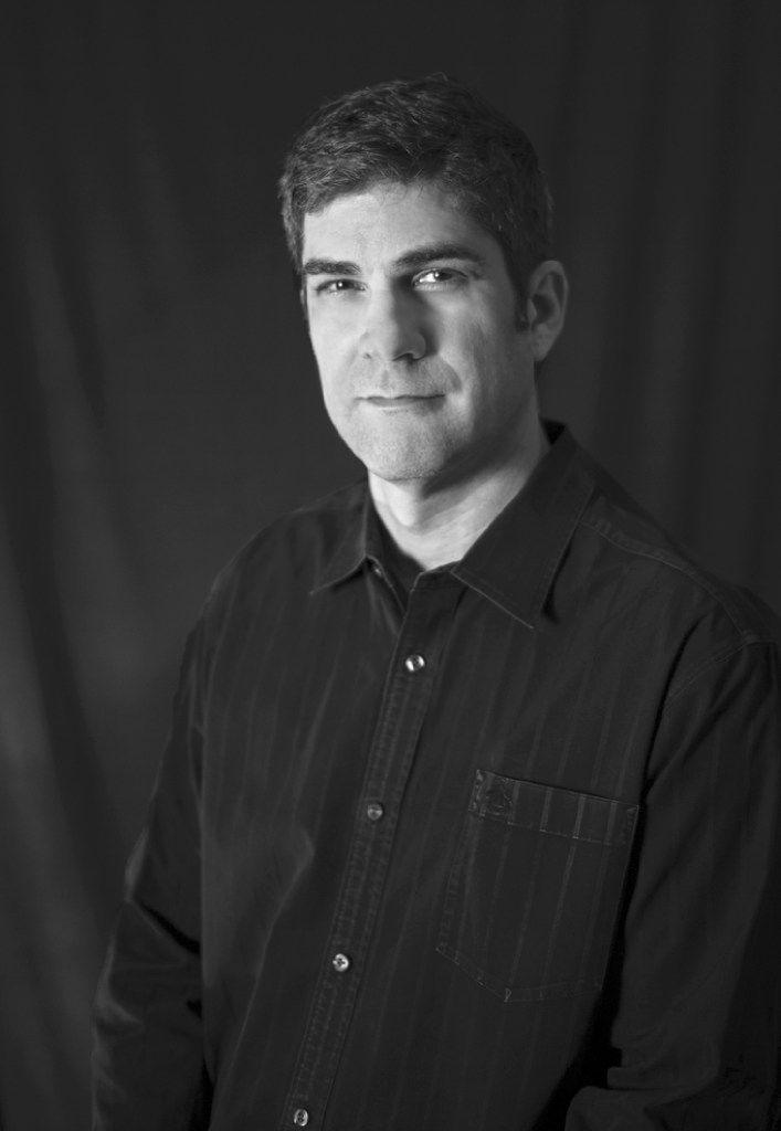 Jeff Abbott, author of 'Blame'