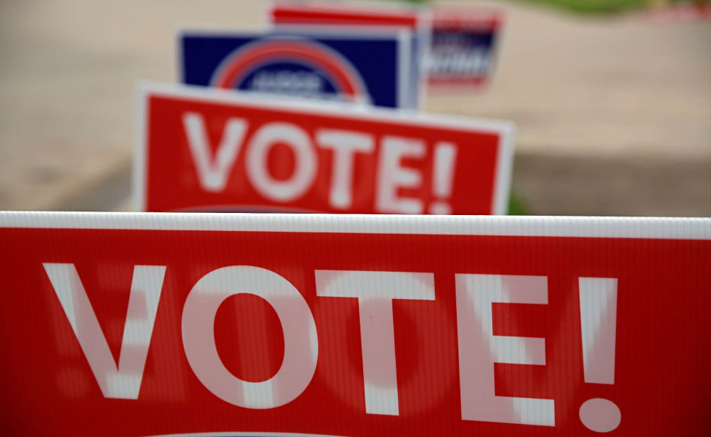 Candidates in 23-person race to replace Ron Wright using different tactics to reach voters