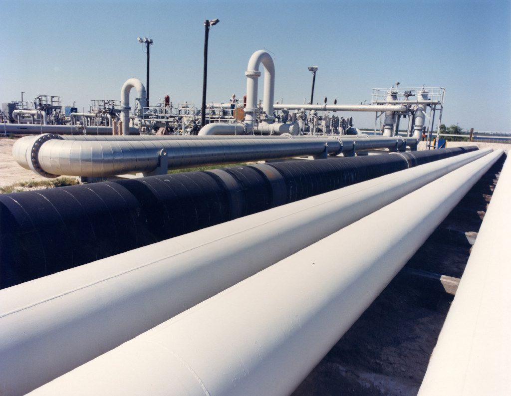"""Perry suggested that America's growing network of crude oil pipelines could be a """"form of storage"""" for the U.S. President Donald Trump's proposal to sell nearly half the U.S. emergency oil stockpile is sparking renewed debate about whether the Strategic Petroleum Reserve is still needed amid an ongoing oil production boom that has seen U.S. imports drop sharply in the past decade."""