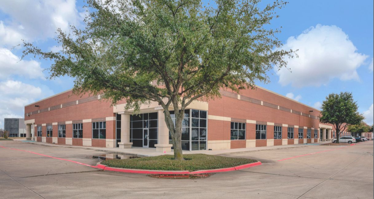 Avion Business Center in Carrollton has three office buildings.