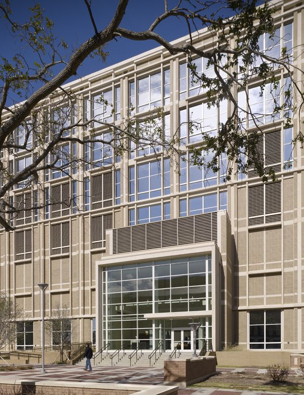 The Galveston National Laboratory.