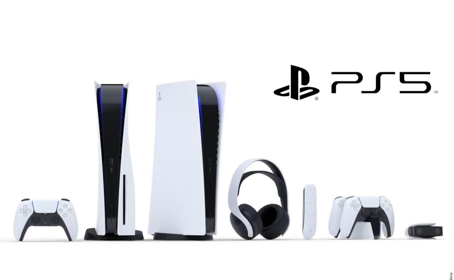 La PlayStation 5 de Sony sale a la venta entre el 12 19 de noviembre de 2020.