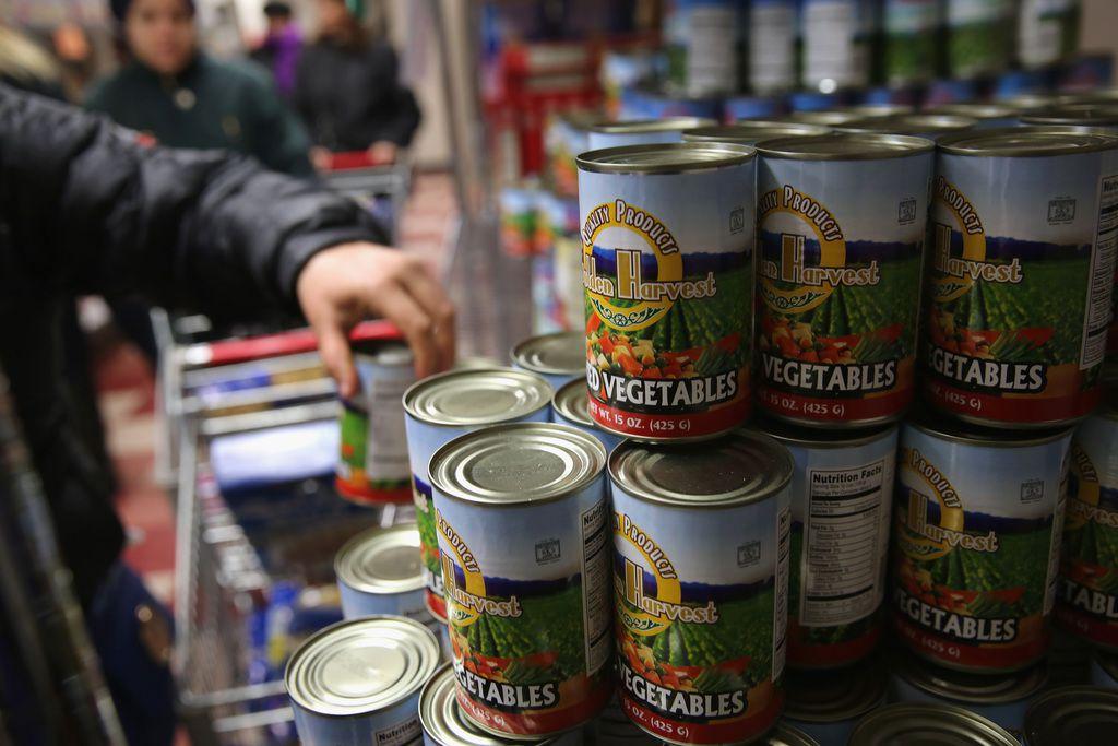 Alrededor de 1.7 millones de texanos reciben ayuda para alimentos a través del programa SNAP.