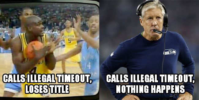 The 20 Funniest Memes From Cowboys Seahawks Referees Biased