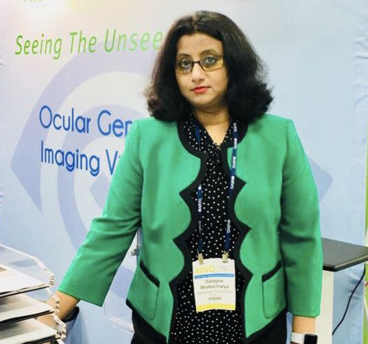 Sulagna Bhattacharya, CEO of Nanoscope Technologies