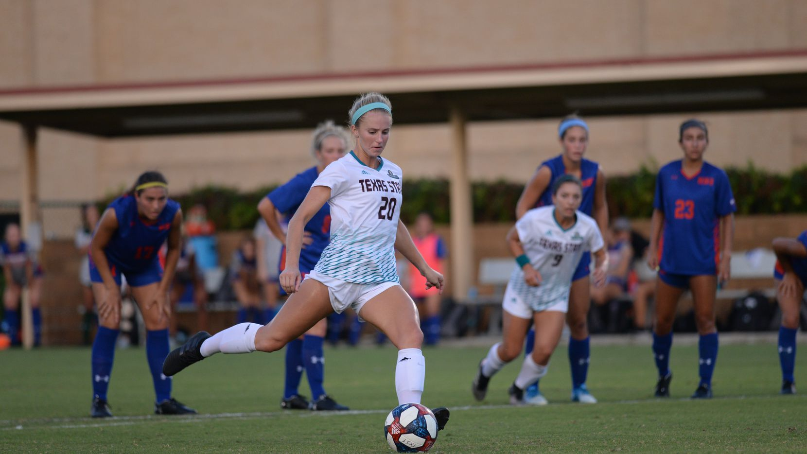 Kaylee Davis, of Allen, will live in Subotica, Serbia through November with the ZFK Spartak professional women's soccer team.