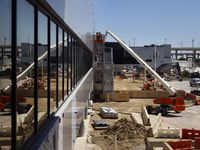The D-FW area saw a 19% decline in commercial construction activity in August.
