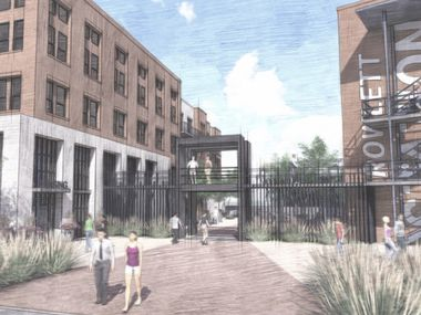 Zale Properties' new Rowlett Station will have more than 300 apartments.