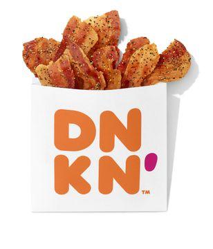 Snackin' Bacon, el nuevo producto de Dunkin' Donuts.