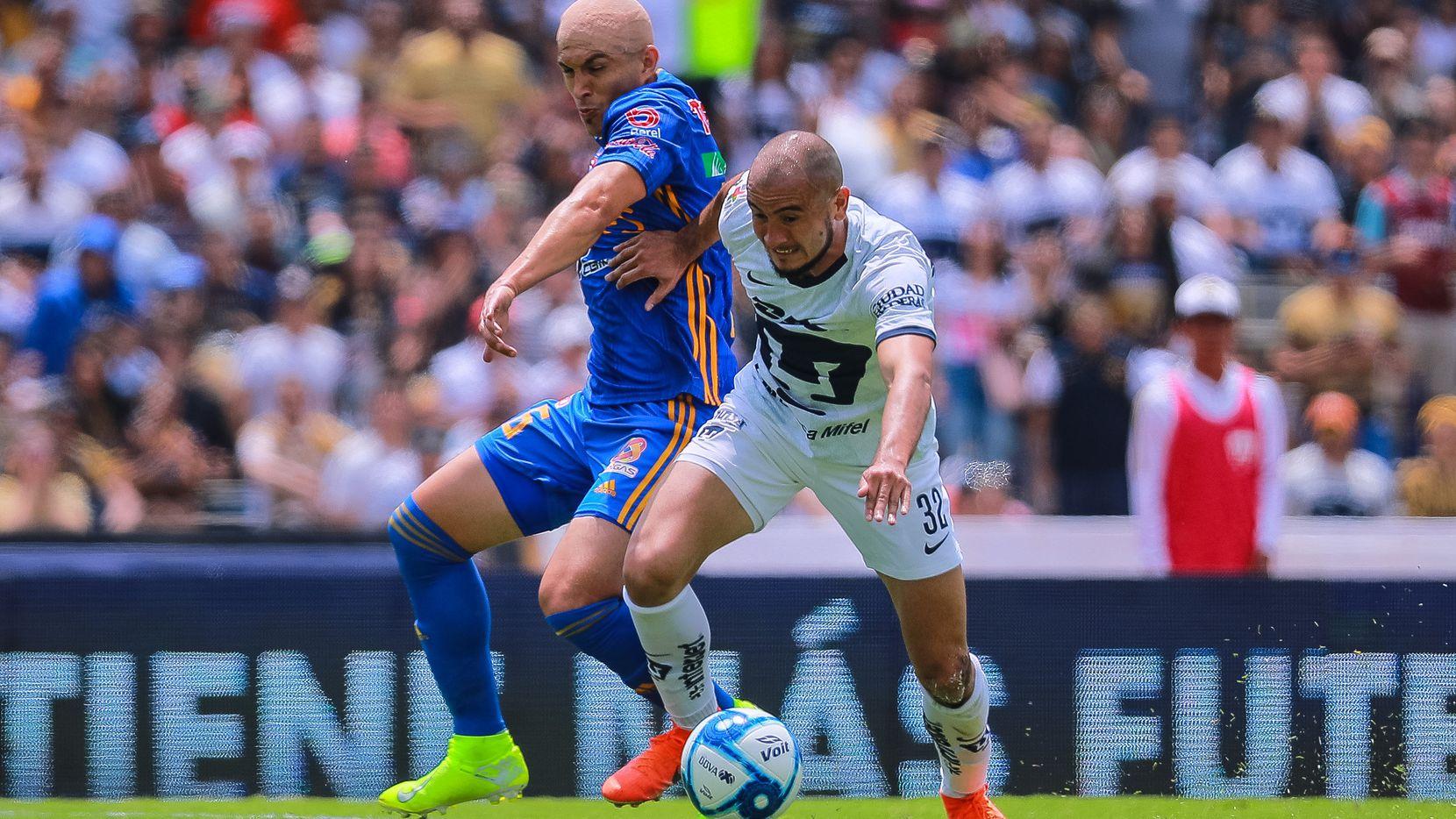 Tigres recibe a Pumas de la UNAM en lo que  se espera sea el partido más intenso de la jornada en la Liga MX.