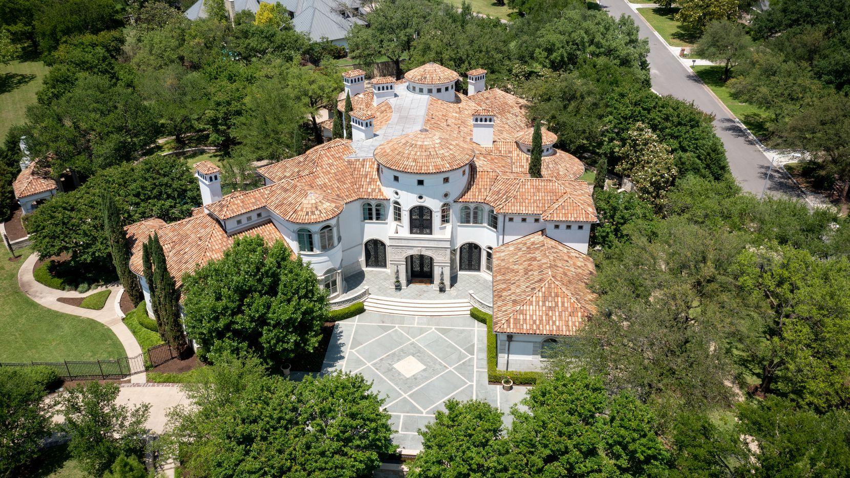 Take a look at the home at 5969 Westgrove Circle in Dallas.