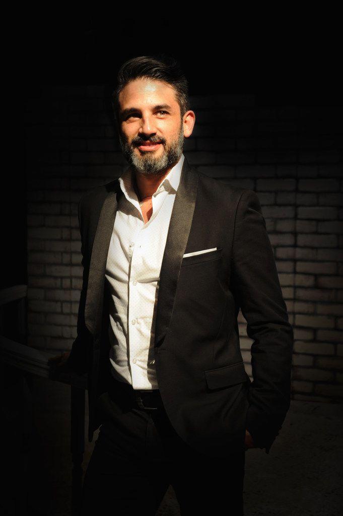 Néstor Eduardo Estrada,  executive director of Teatro Dallas.