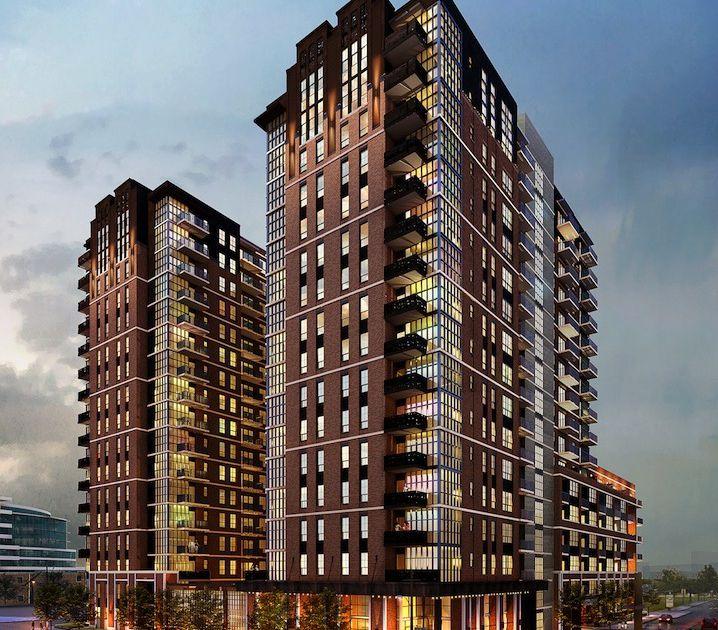 Deep Ellum Apartments: High-rise Apartment Tower Coming In Dallas' Deep Ellum