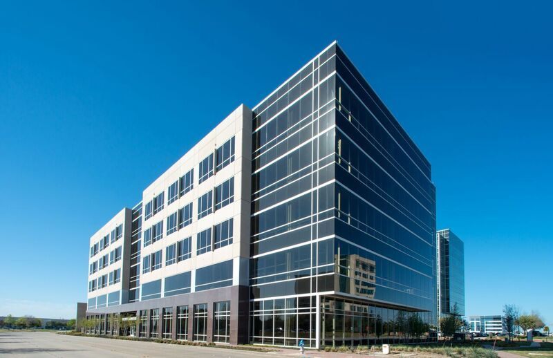 The 4-year-old Lincoln Legacy II office building sold to Pillar Commercial and Artemis Real Estate Partners.