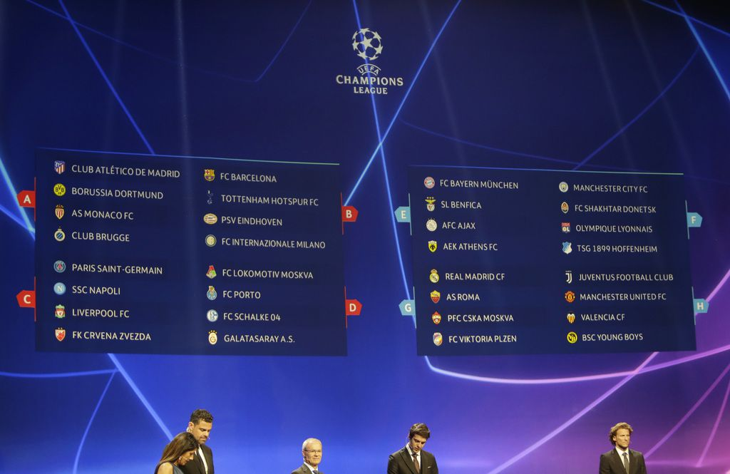 La fase de grupos de la UEFA Champions League inicia este martes. (AP Photo/Claude Paris)