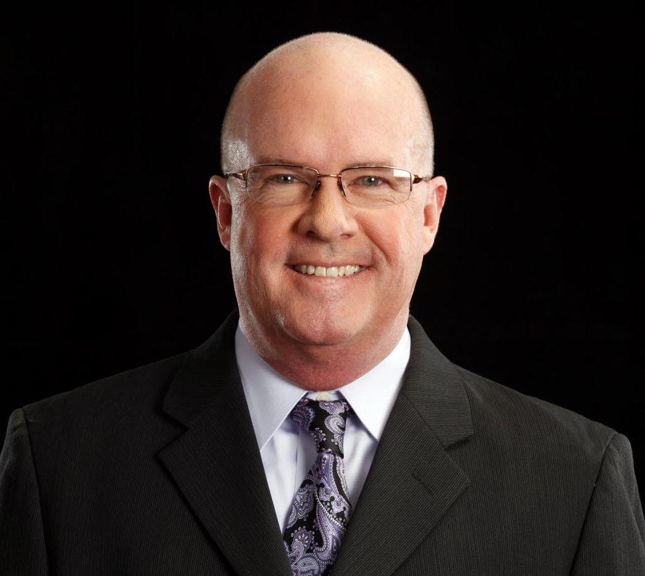 Darren K. Woods, General Director of the Fort Worth Opera, in 2011.