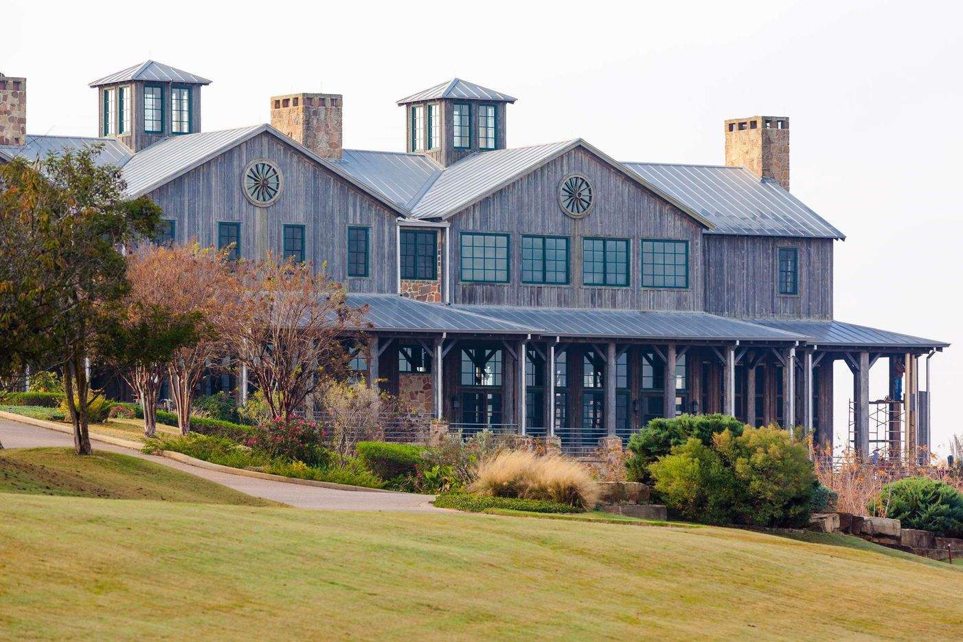 Barefoot Lodge near Athens was priced at $59.5 million