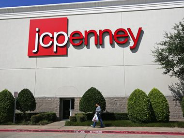 The J.C. Penney store at Stonebriar Centre in Frisco.