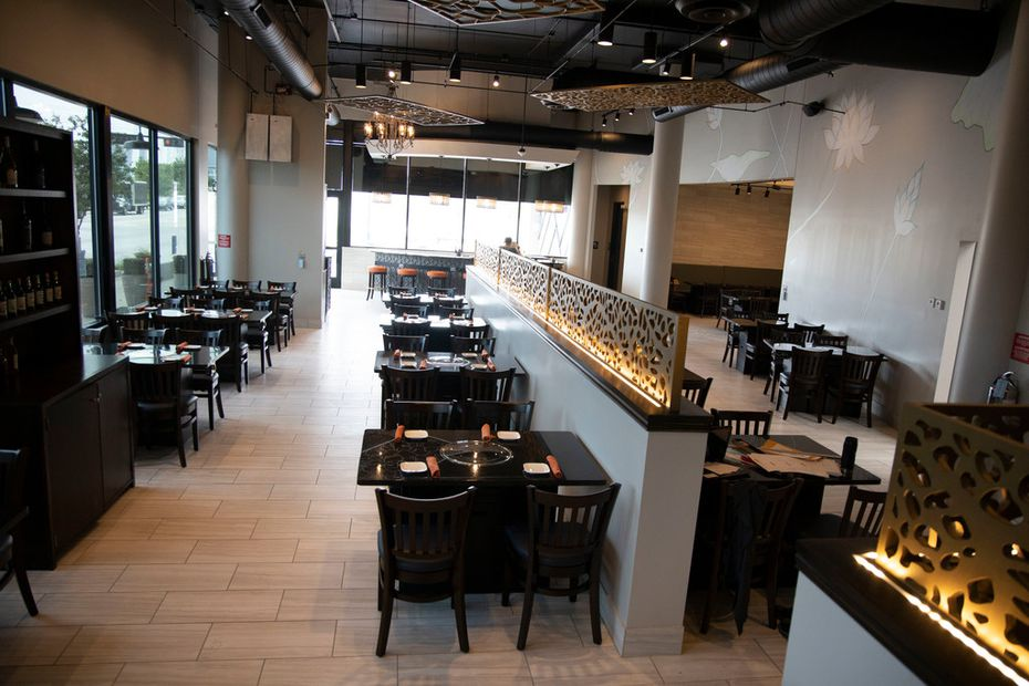 The restaurant opens May 30 for dinner only. Lunchtime hours come in June, owner Sammantha Kang says.