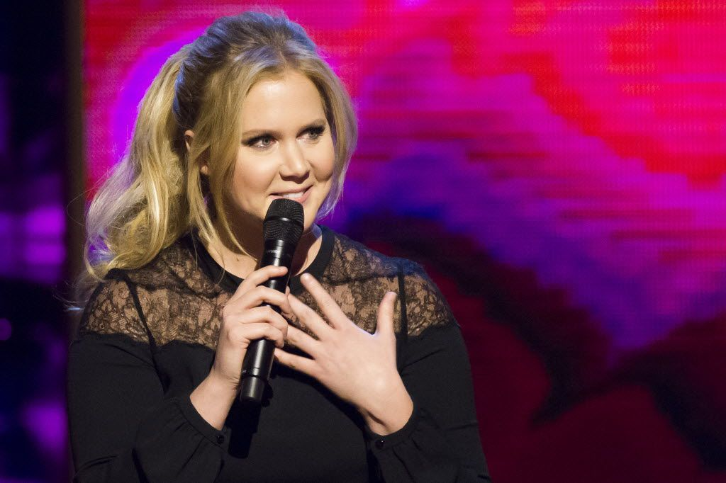 Amy Schumer didn't come to Dallas in 2018 despite two tour dates. The pregnant comedian is now expected to appear in Dallas on March 2, 2019.