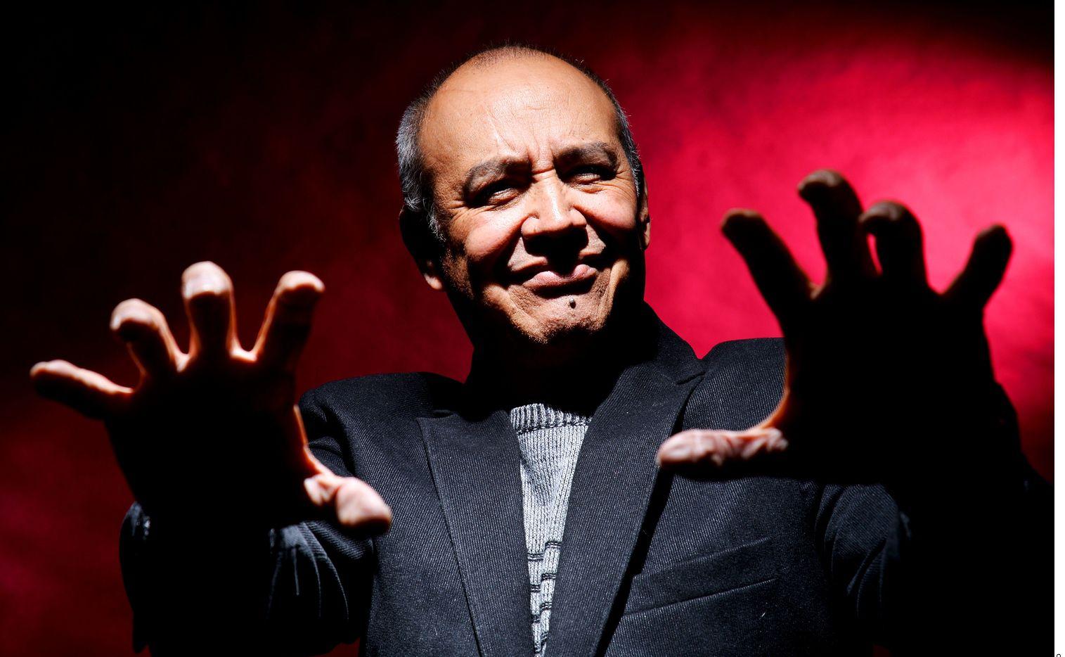 Rubén García Castillo condujo por años el popular programa radial 'La mano peluda'.