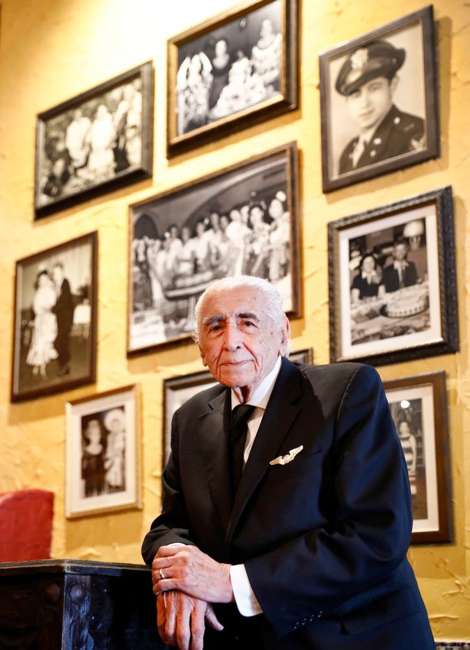 Alfred Martinez is the last living son of original El Fenix owners Miguel and Faustina Martinez.