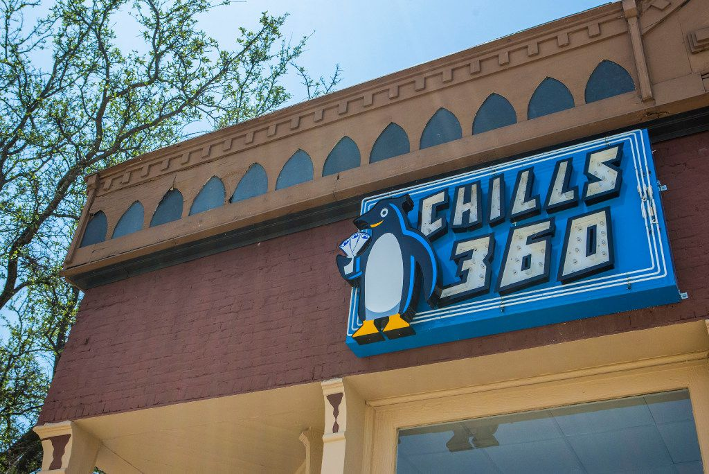 After the Rockwall shop opens, Chills 360 is opening a third D-FW store in Fort Worth.