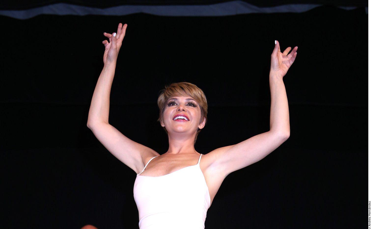 Usuarios de redes sociales recordaron la interpretación de Itatí Cantoral en su canto a la Virgen de Guadalupe en 2016