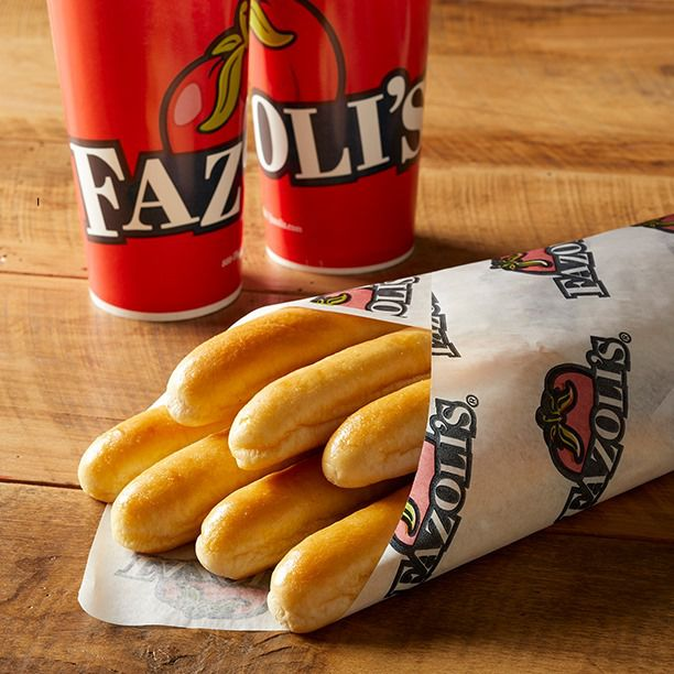 Fazoli's was first launched in 1988 and is known for its breadsticks and quick-service Italian food.