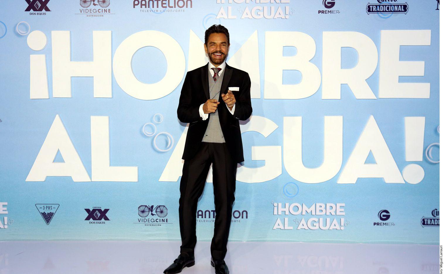 Eugenio Derbez encabeza la nueva serie original de Amazon Prime LOL: Last One Laughing, en donde 10 famosos comediantes mexicanos se enfrentarán entre sí, lo cual se resumirá en una competencia para ganar un millón de pesos. (AGENCIA REFORMA)