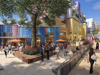 A rendering of LA Plaza Cocina, a Mexican food museum due to open in downtown Los Angeles this summer. Jealous?