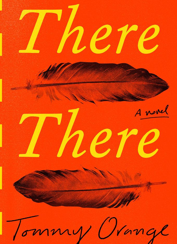 There There, the debut novel from Tommy Orange, has been racking up awards.