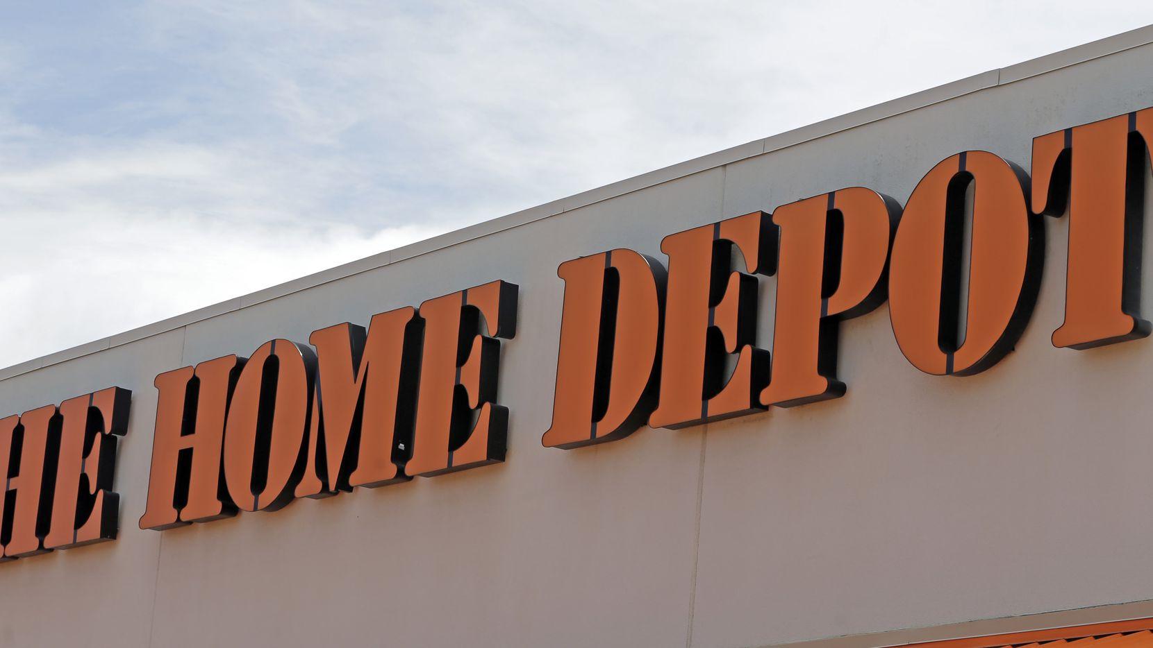 Home Depot./ DMN