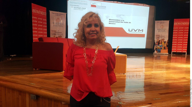 La productora Carla Estrada nunca contaría historias sobre narcotráfico, pues según su ética, la televisión debe ser utilizada para transmitir contenido positivo./ AGENCIA REFORMA