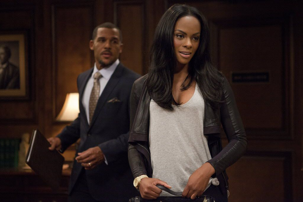 "TIKA SUMPTER plays Candace on ""The Haves and the Have Nots."""